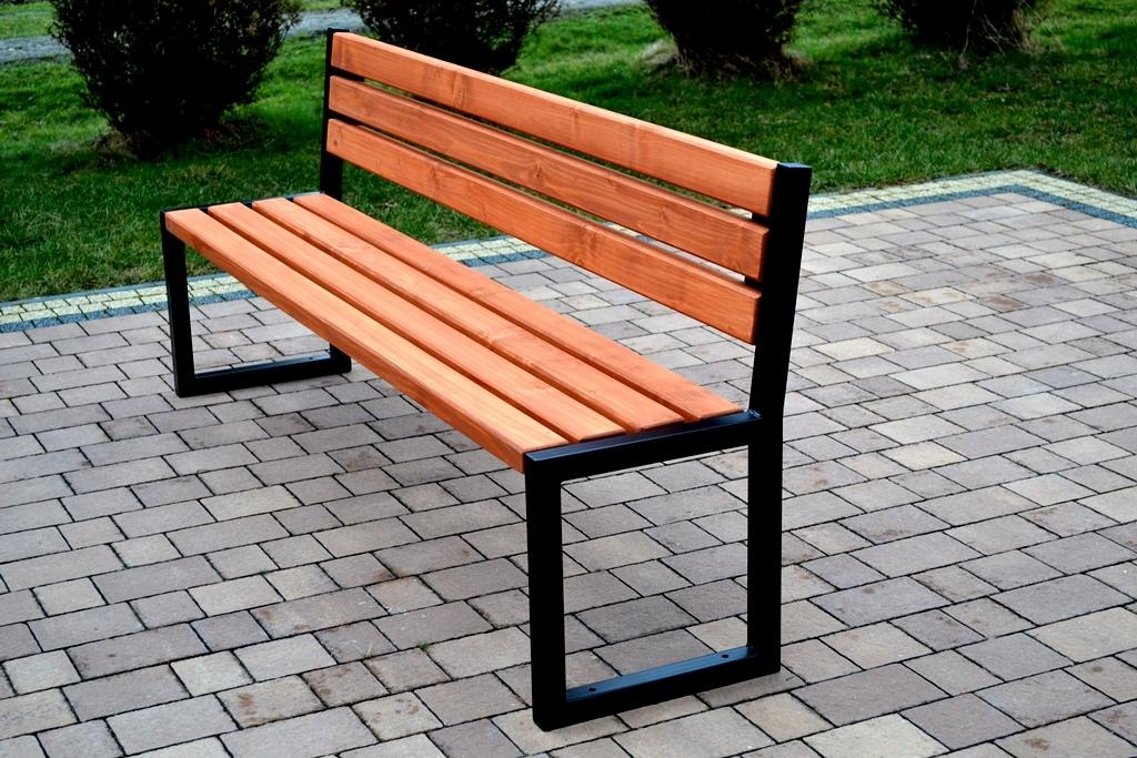 NaK Parková lavička Annka 180cm H4