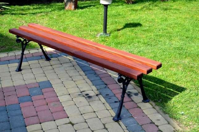 NaK Parková lavička Janka 150cm H3