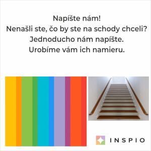 Nálepky na schody- Podľa vás