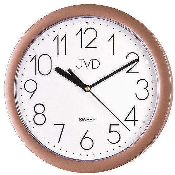 Nástenné hodiny JVD sweep HP612.24, 25cm