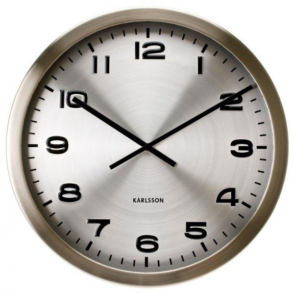 Nástenné hodiny KA4626 Karlsson 50cm