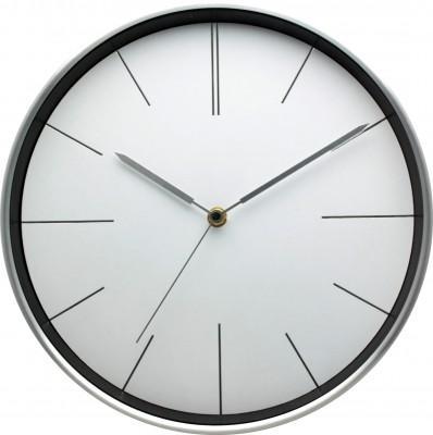 Nástenné hodiny MPM 3458.70.I - strieborná, 30cm