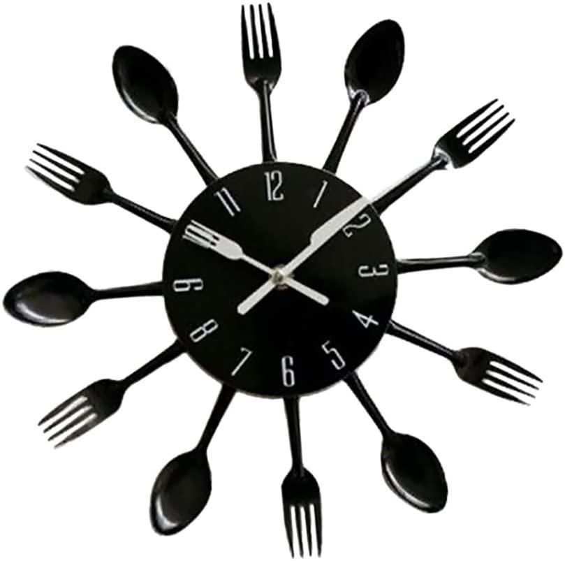 Nástenné kuchynské hodiny Príbor zent 2645, 25 cm, čierne