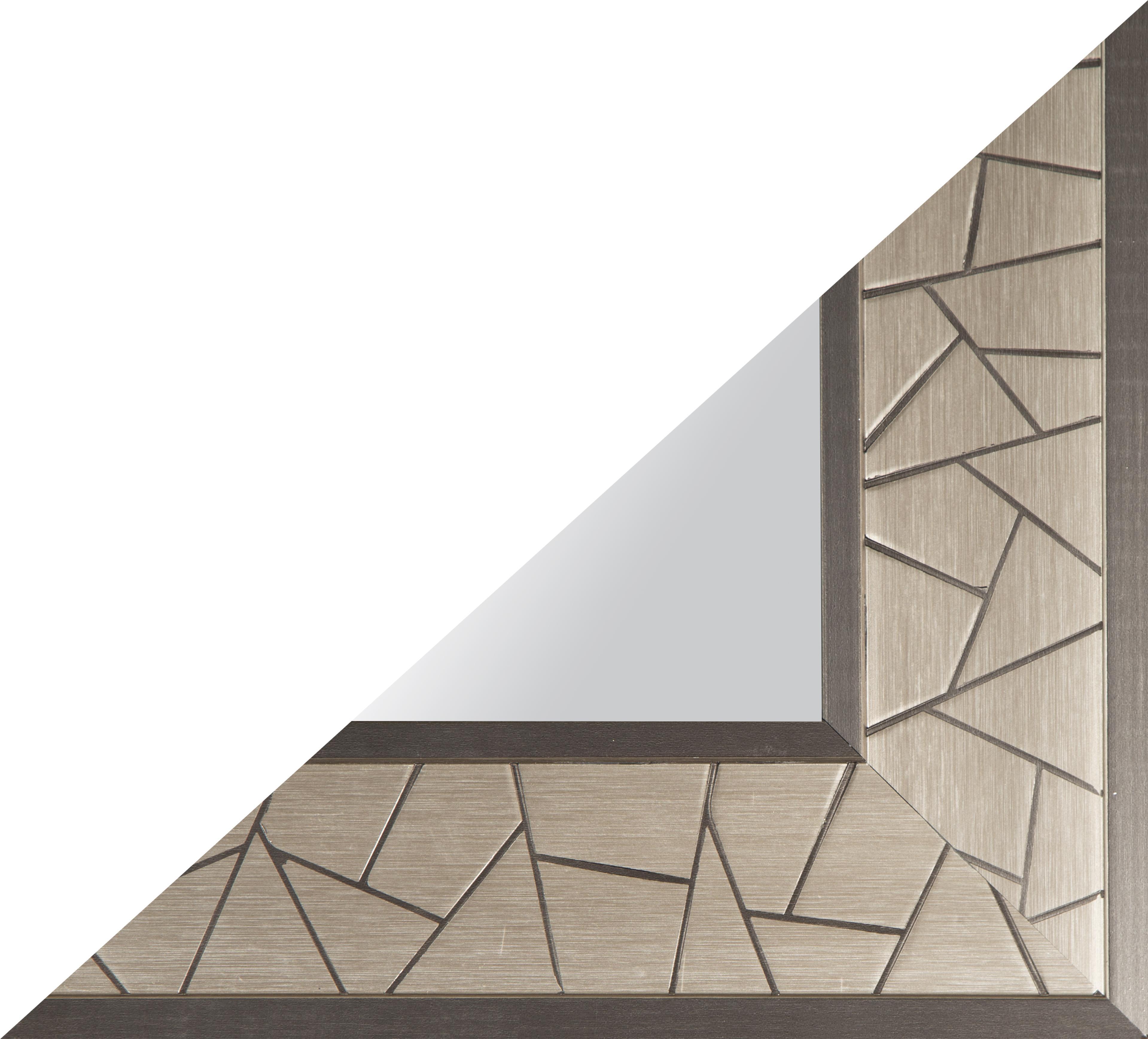 Nástenné zrkadlo ELISA, 50x70 cm