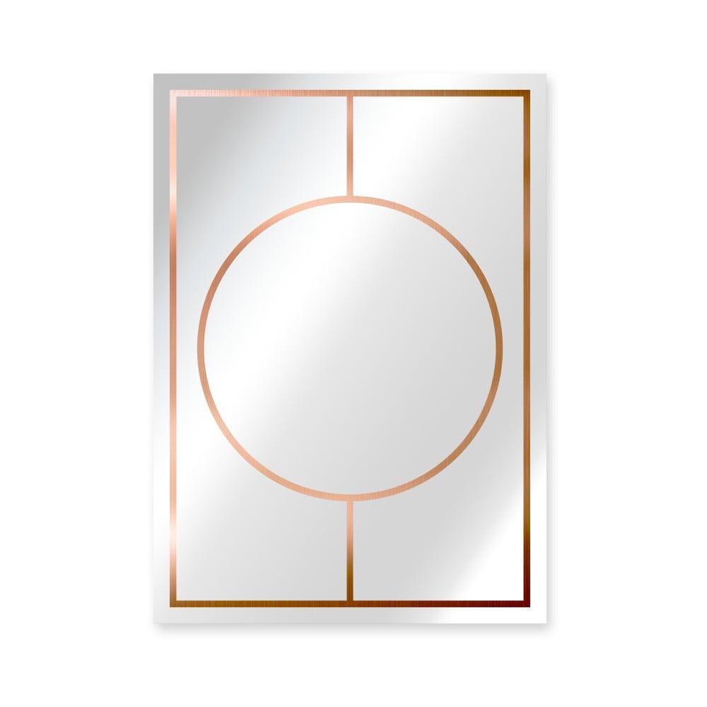 Nástenné zrkadlo Surdic Espejo Copper, 50 × 70 cm