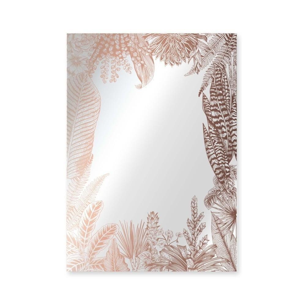 Nástenné zrkadlo Surdic Espejo Kentia Copper, 50 × 70 cm