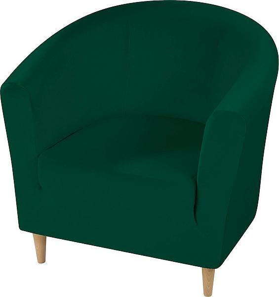 Návlek na klubovku ZUZANA Farba: tmavo-zelená