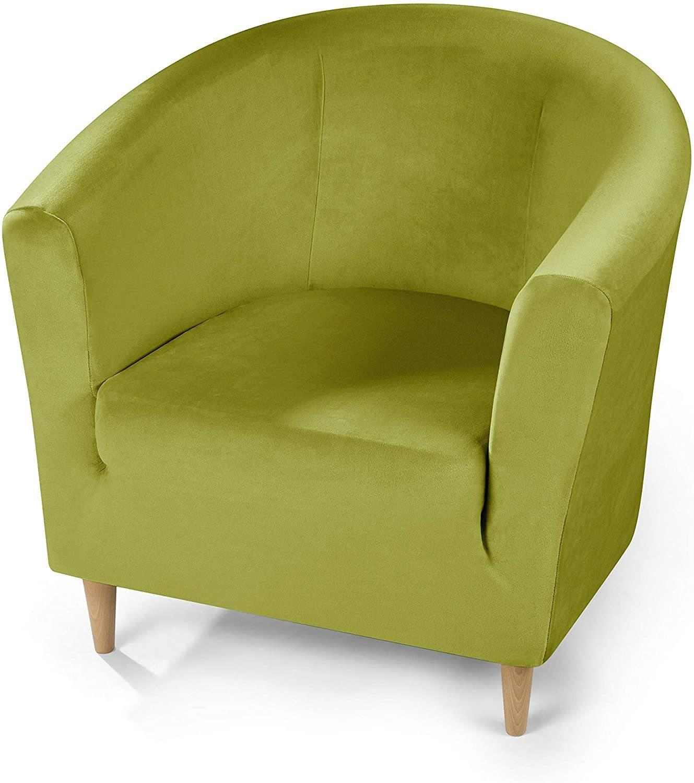 Návlek na klubovku ZUZANA Farba: Zelená