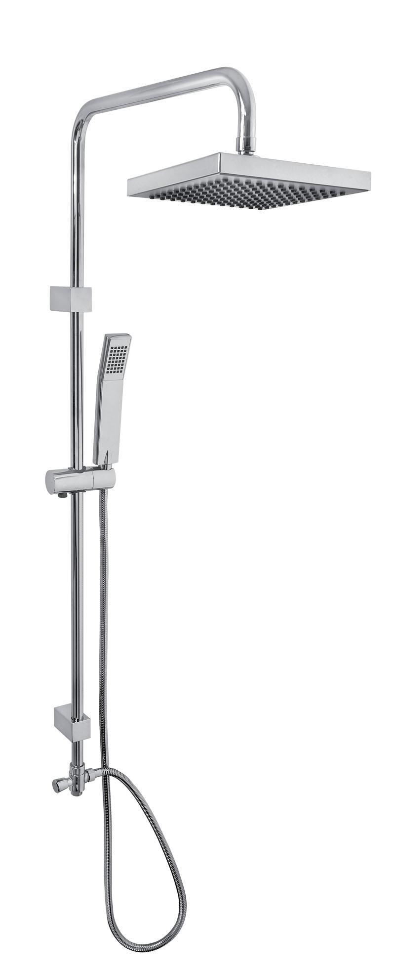 Novaservis SET060/2,0 sprchová súprava k batérii so spodným vývodom