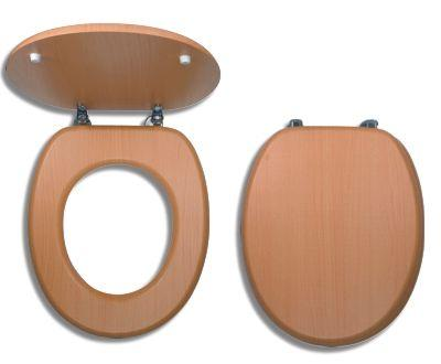 Novaservis WC/BUK sedátko na WC dýhované drevo