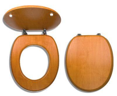 Novaservis WC/ORECH sedátko na WC dýhované drevo