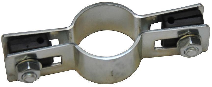 Objímka  okrúhla  pozink stredná 38 mm 7063477