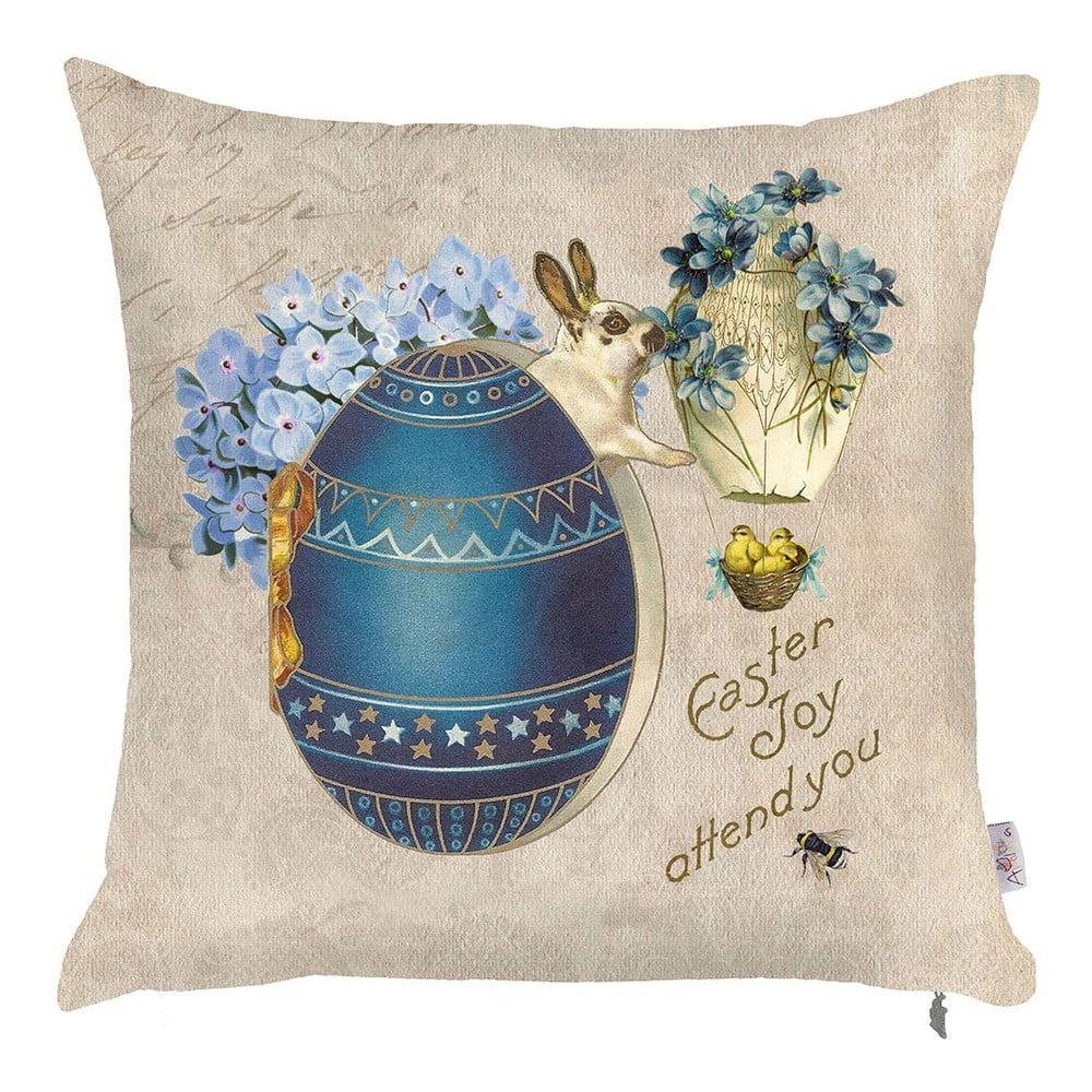 Obliečka na vankúš Apolena Easter, 43 × 43 cm