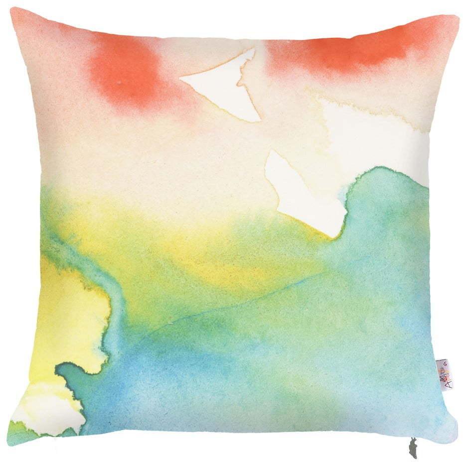 Obliečka na vankúš Mike & Co. NEW YORK Colourful, 43 × 43 cm
