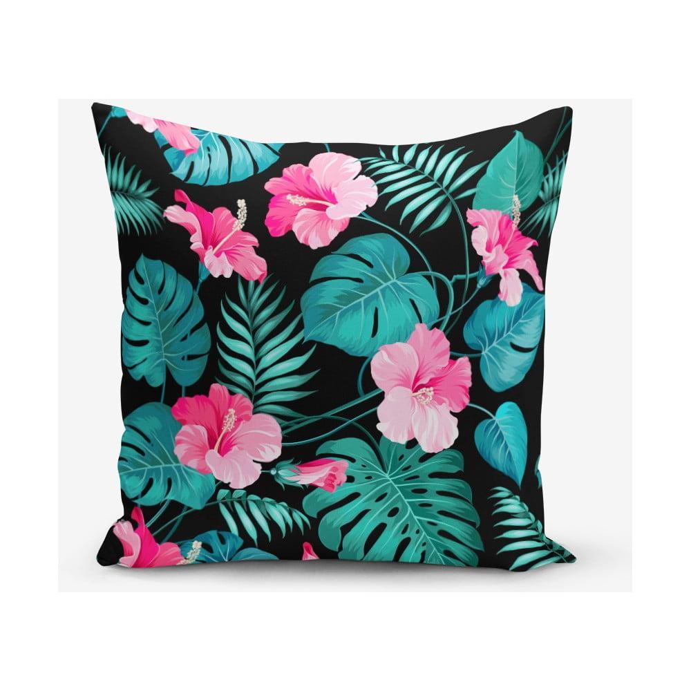 Obliečka na vankúš s prímesou bavlny Minimalist Cushion Covers Edenia, 45 × 45 cm