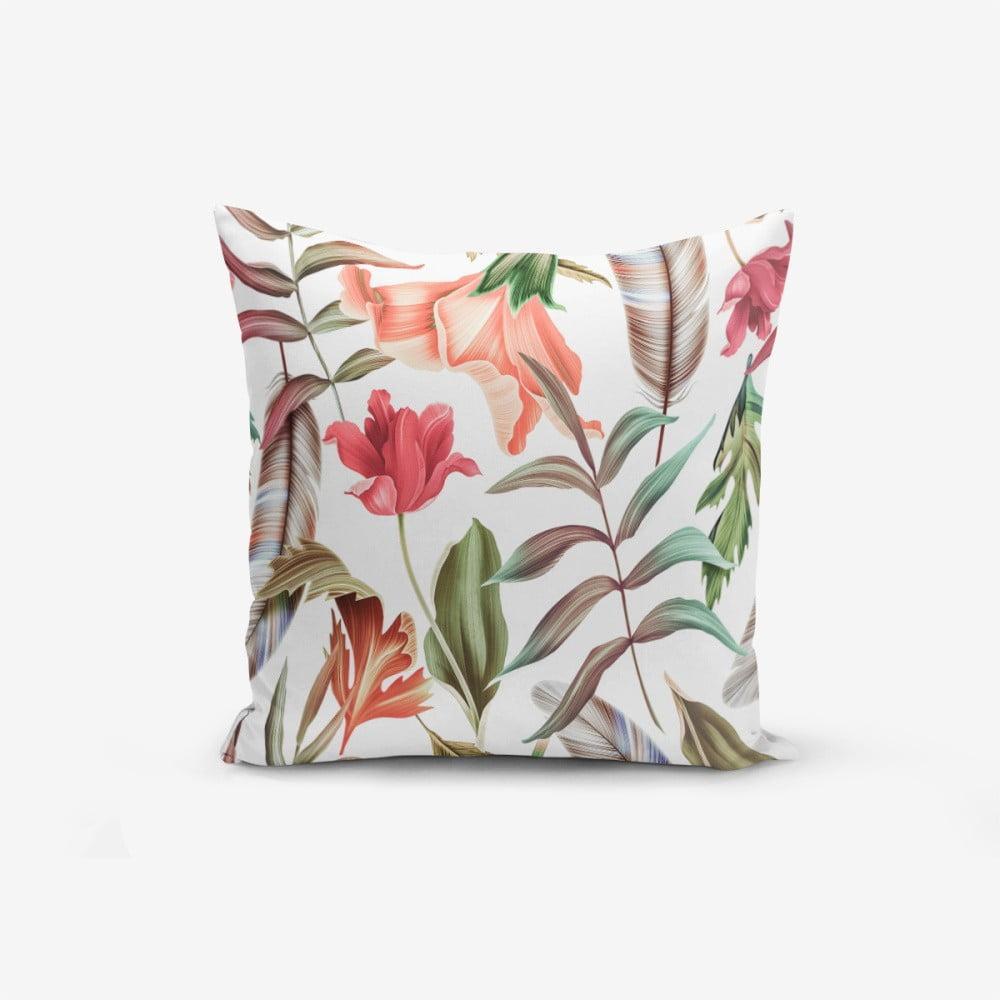 Obliečka na vankúš s prímesou bavlny Minimalist Cushion Covers Toys, 45 × 45 cm