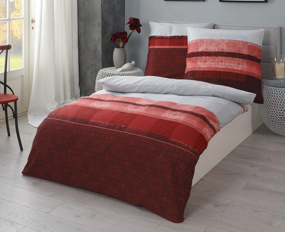 Obliečky Sarina 140x200 jednolôžko - štandard Bavlnený satén