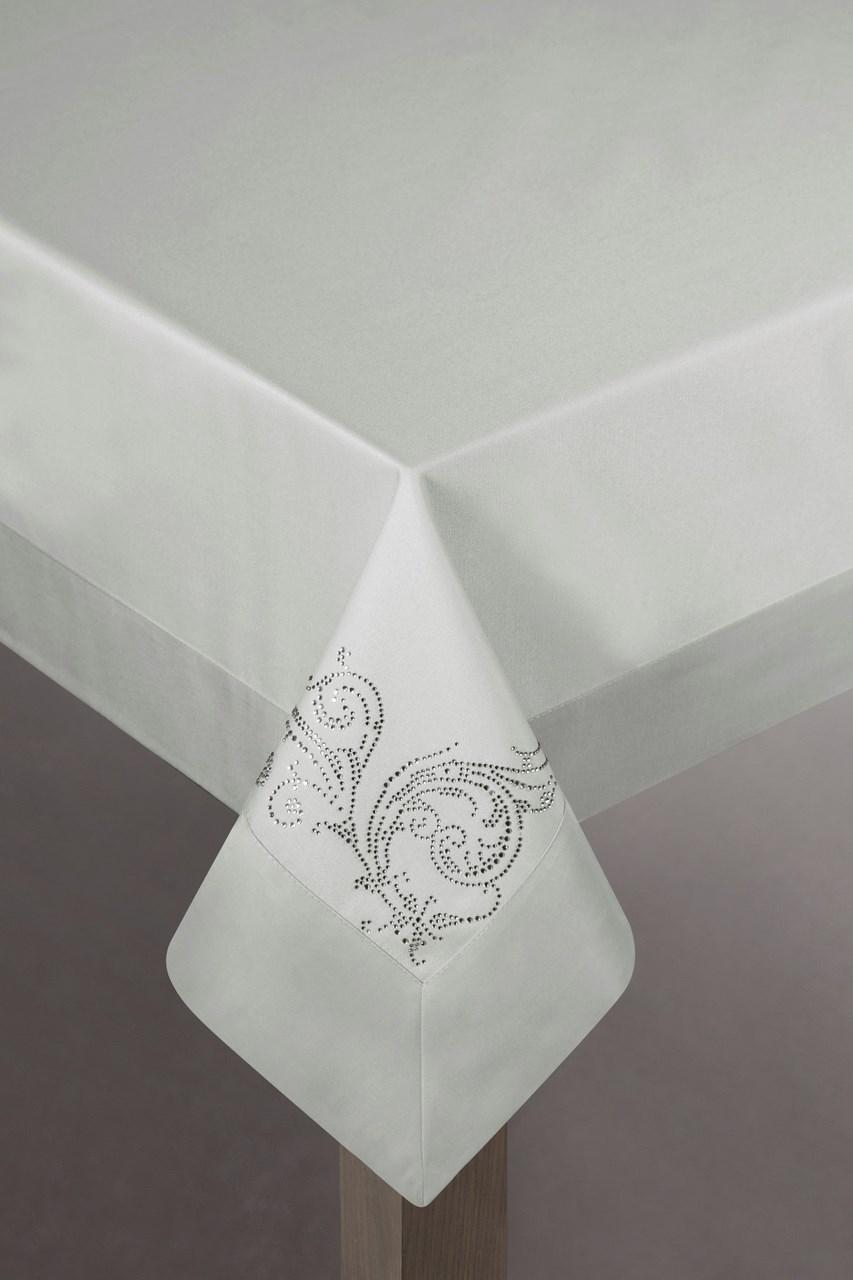 Obrus 150X220 cm - Eurofirany - Edyta (metalická) (1 ks). Akcia -9%. Sme autorizovaný predajca Eurofirany.