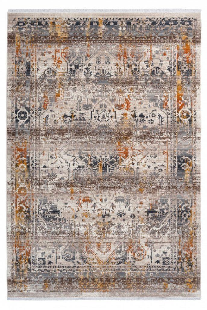 Obsession koberce Kusový koberec Inca 357 Taupe - 40x60 cm