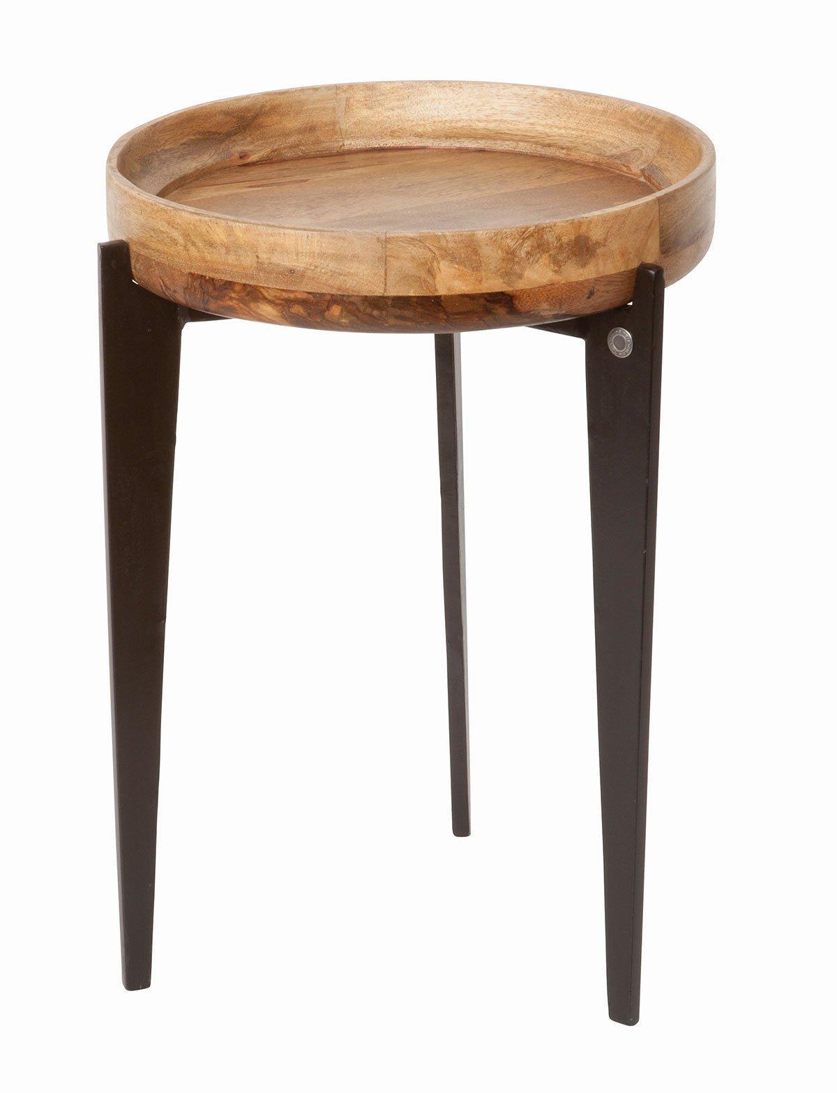 Odkladací stolík TOM TAILOR – 40 × 40 × 56 cm