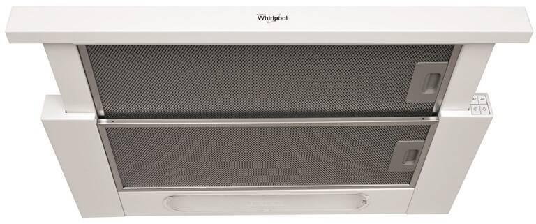 Odsávač pár Whirlpool AKR 749/1 WH biely