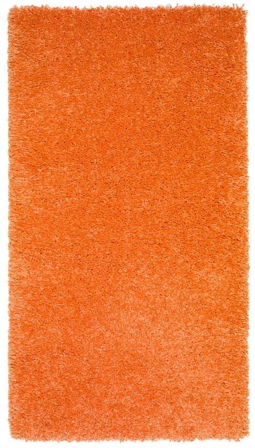 Oranžový koberec Universal Aqua, 125 x 67 cm