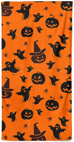 Osuška Halloweenvzor 2