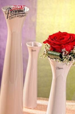 Paramit 11070-25C Váza SISI béžová 25cm
