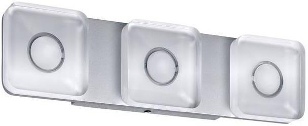 Paulmann 70474 - 3xLED/4,5W IP44 Kúpeľňové nástenné svietidlo TUCANA 230V