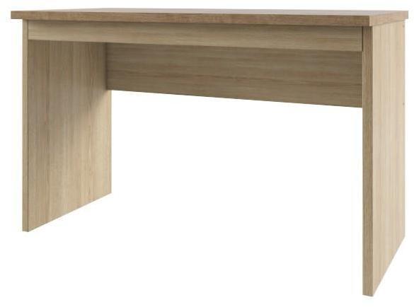 PC stolek, DTD laminovaná, dub madura / wellington, DIAZ 0000185644 Tempo Kondela