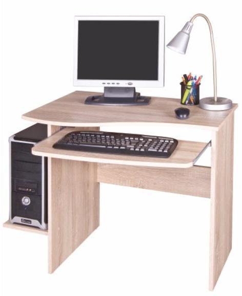 PC stolík Keluar (dub sonoma)