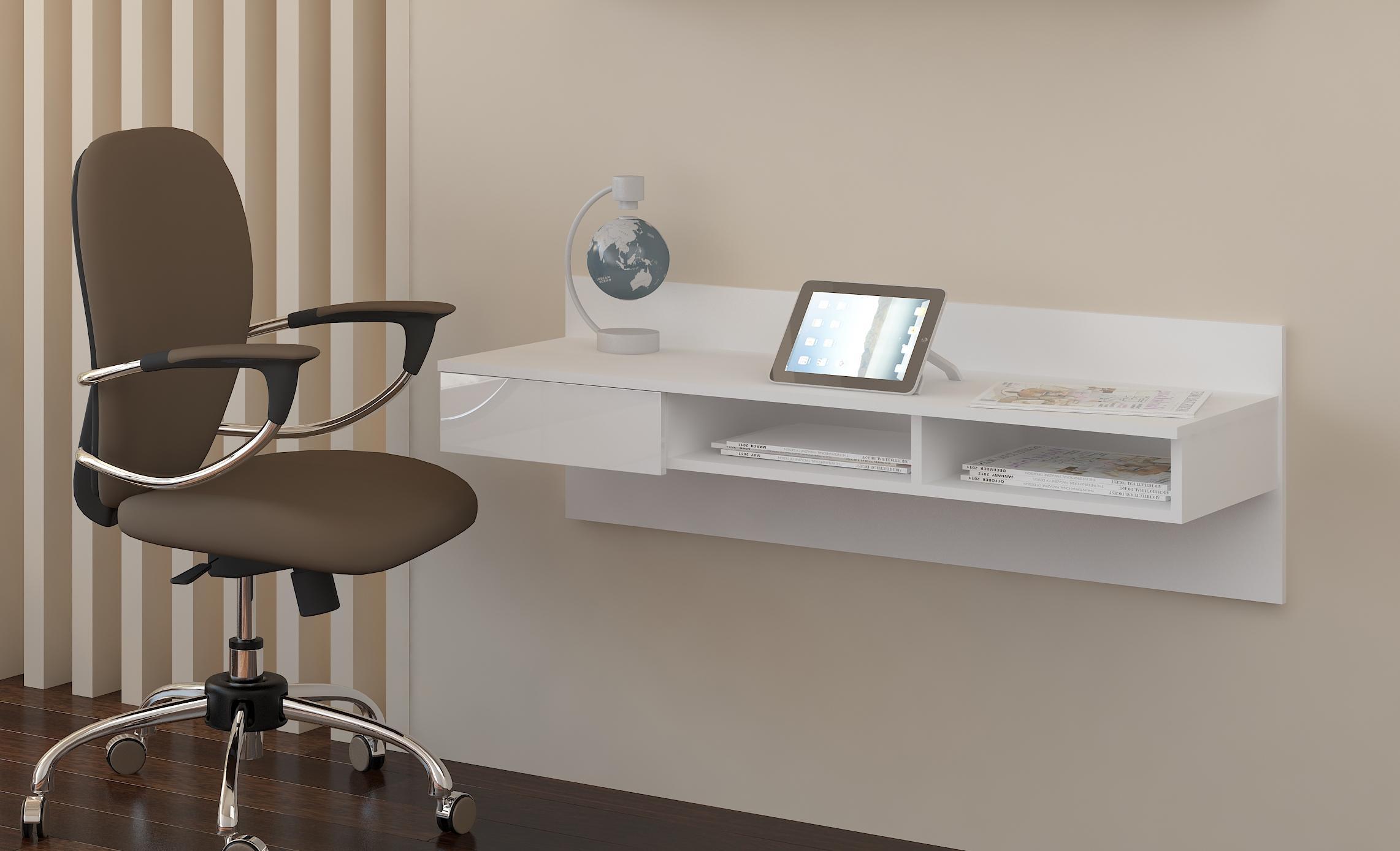 PC stolík - WIP - Uno biela + lesk biely. Sme autorizovaný predajca WIP.