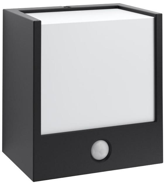 Philips 17317/30/16-LED vonkajšie svietidlo so senzorom MYGARDEN MACAW LED/3,5W IP44