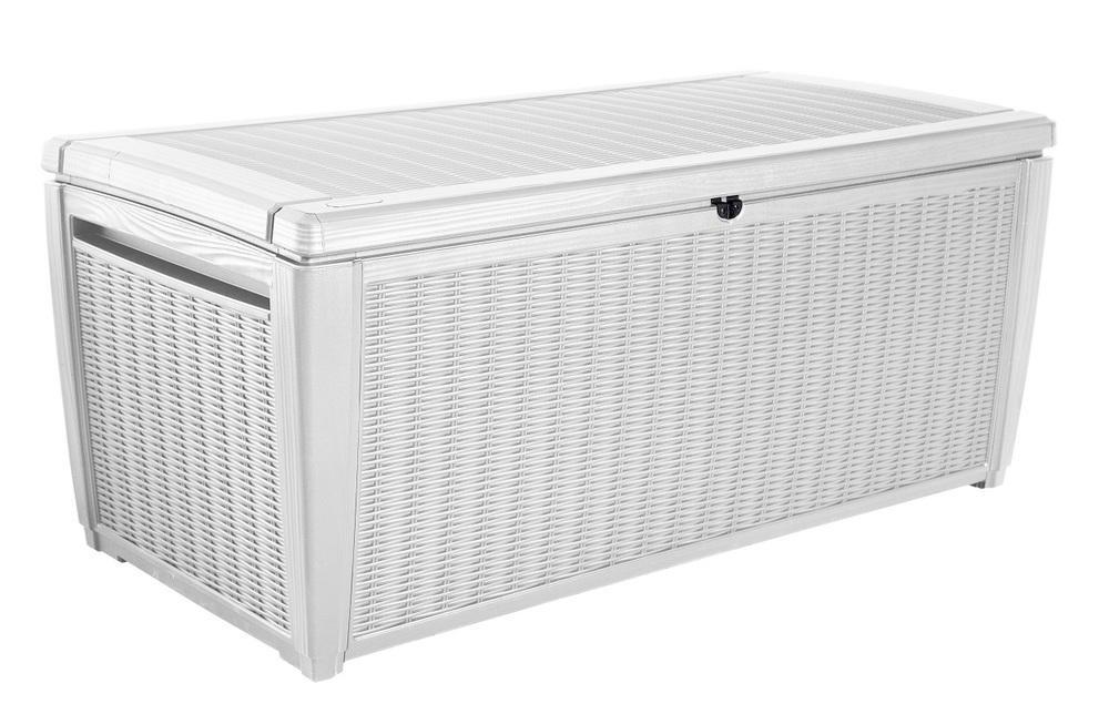 Plastový box - POOL box 511l - biely