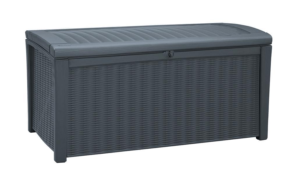 Plastový úložný box - BORNEO úložný box - 416L
