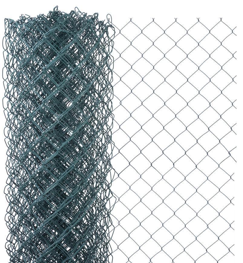 Pletivo Strend Pro METALTEC PVC, 50/1000/2,30 mm, bal. 10 m, zelené, ohradové, RAL 6005
