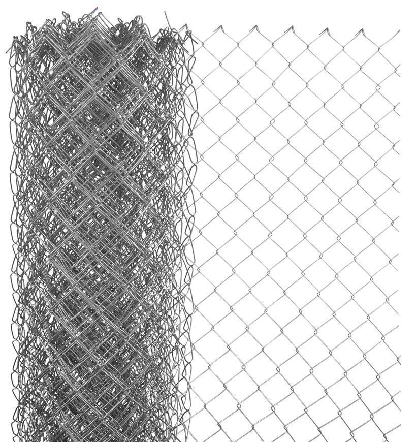 Pletivo Strend Pro METALTEC ZN, 50/1000/2,00 mm, bal. 10m, ohradové