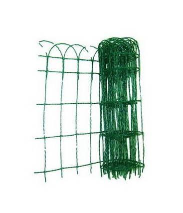 Pletivo PVC ARMOR 120/25 zelené