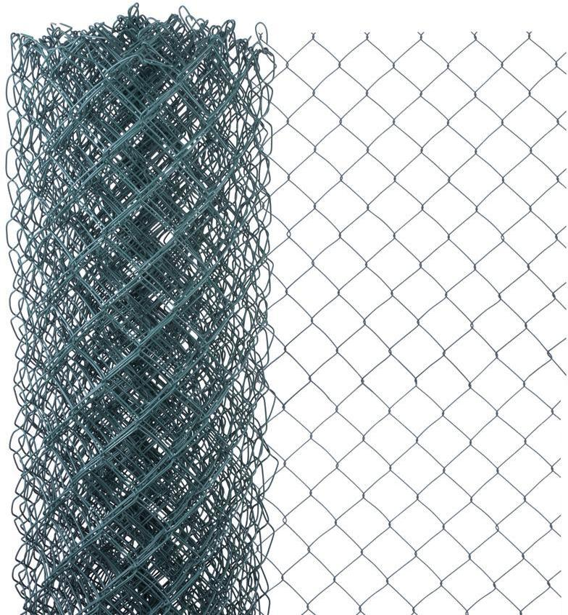Pletivo Strend Pro METALTEC PVC, 50/1200/2,30 mm, bal. 10 m, zelené, ohradové, RAL 6005