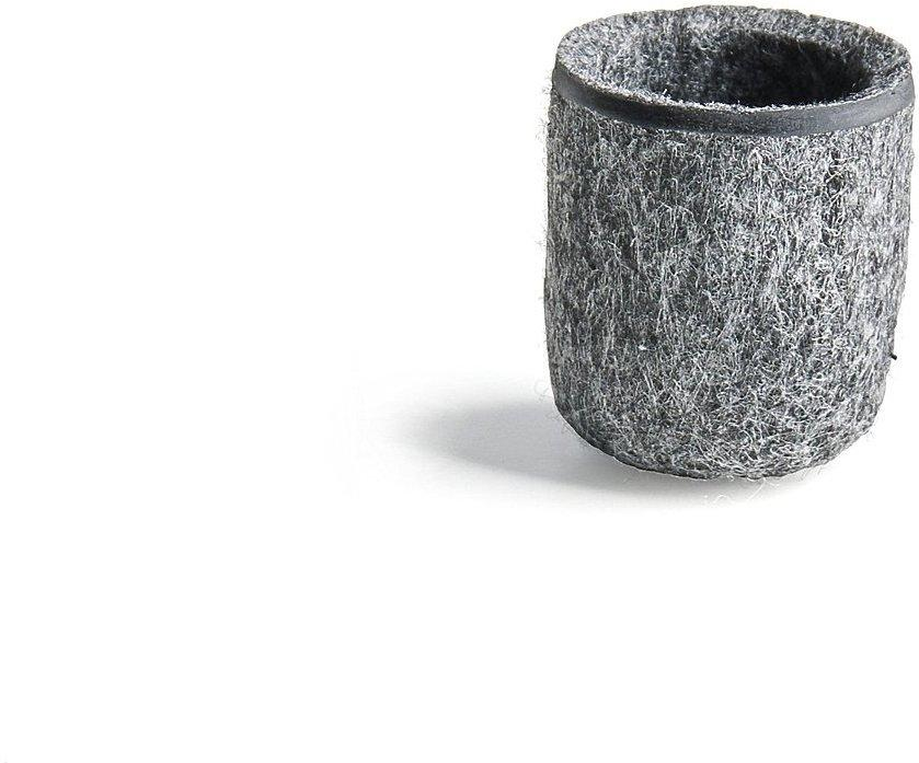 Plstená nožička, Ø 16 mm, antracit