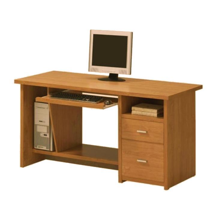 Počítačový stôl OSCAR PC1 čerešňa Tempo Kondela
