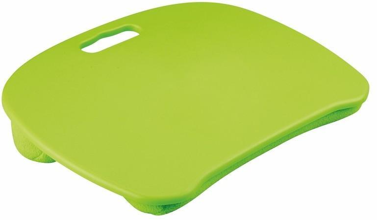 Podložka pod notebook B/28 látka / plast Halmar Svetlozelená