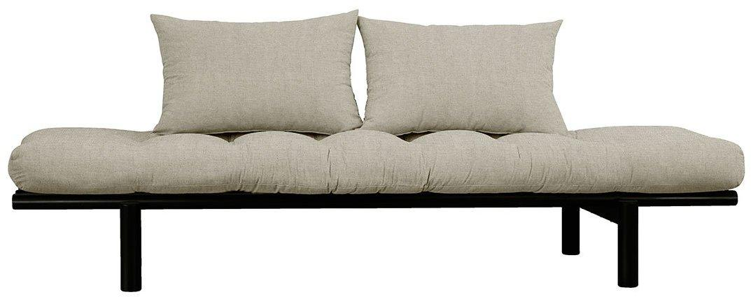 Pohovka Pace Daybed – Black/Linen