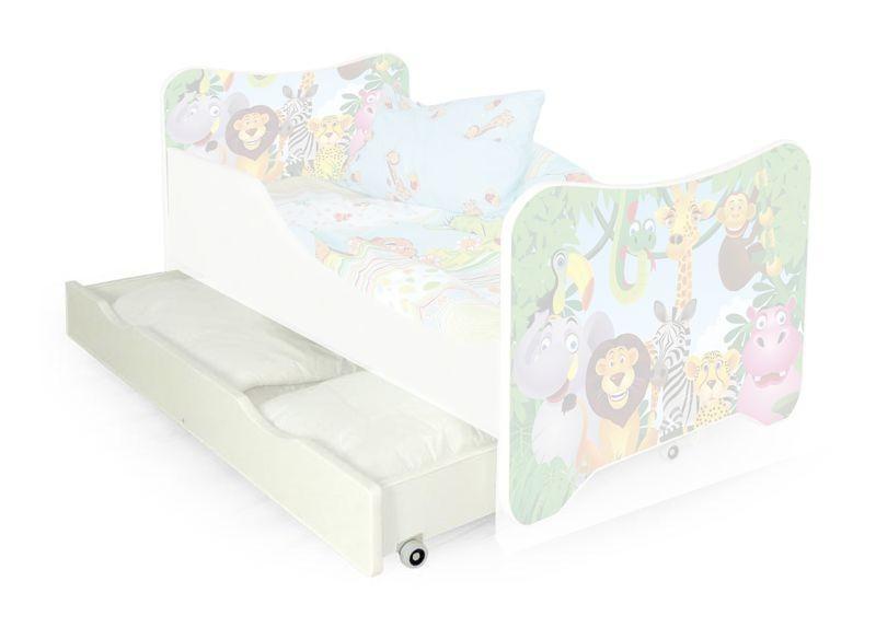 Pojazdná zásuvka Happy k posteli Happy Fairy/Happy Animals