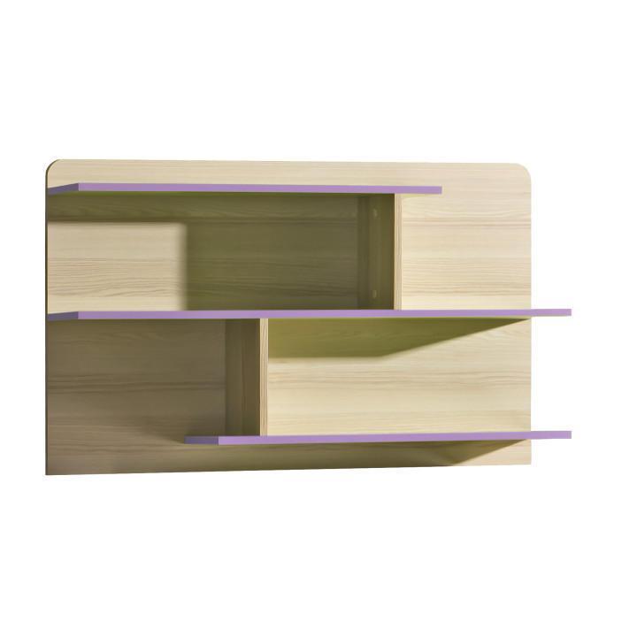 Poličkový systém - Lavendon - L8 (fialová). Akcia -32%.