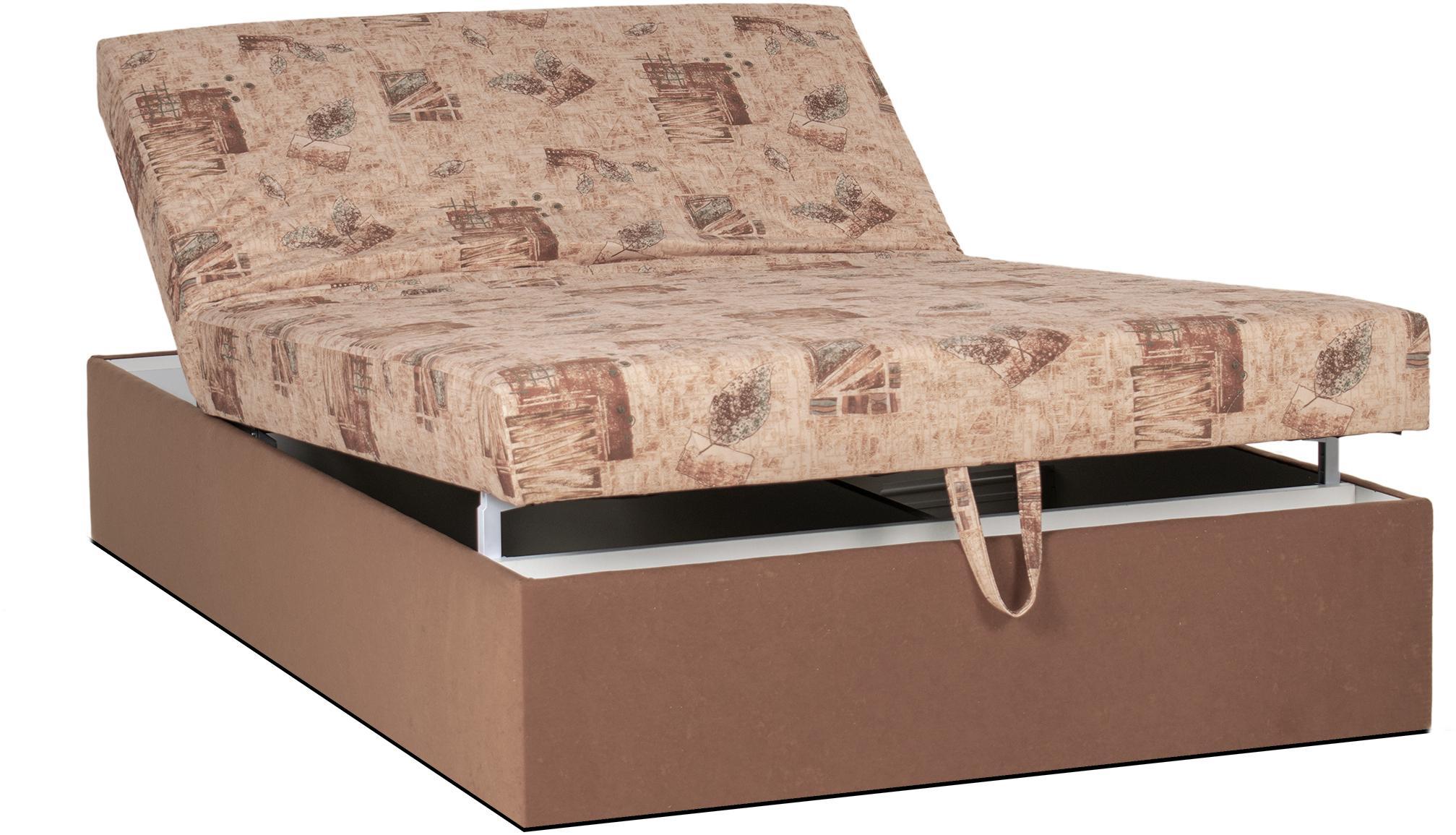 Polohovacia posteľ Alex 120,140cm