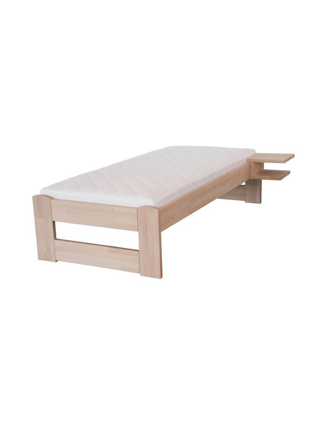 Posteľ NAPOLI Rozmer - postelí, roštov, nábytku: 80 x 200 cm