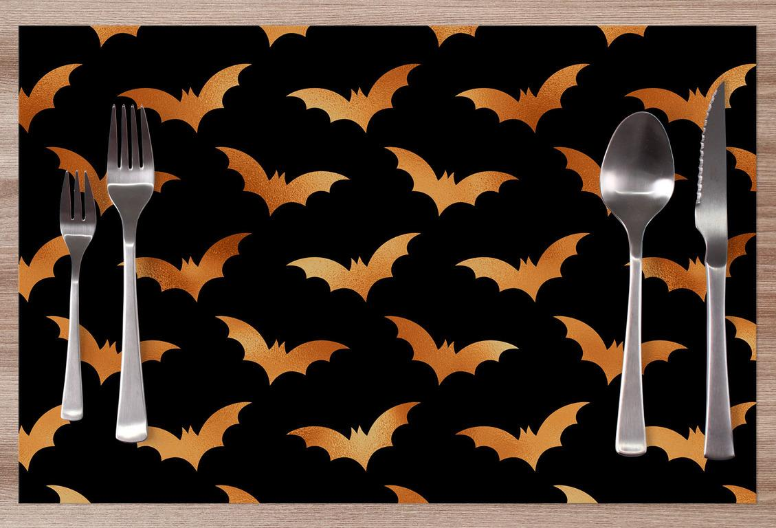 Prestieranie Halloween bats