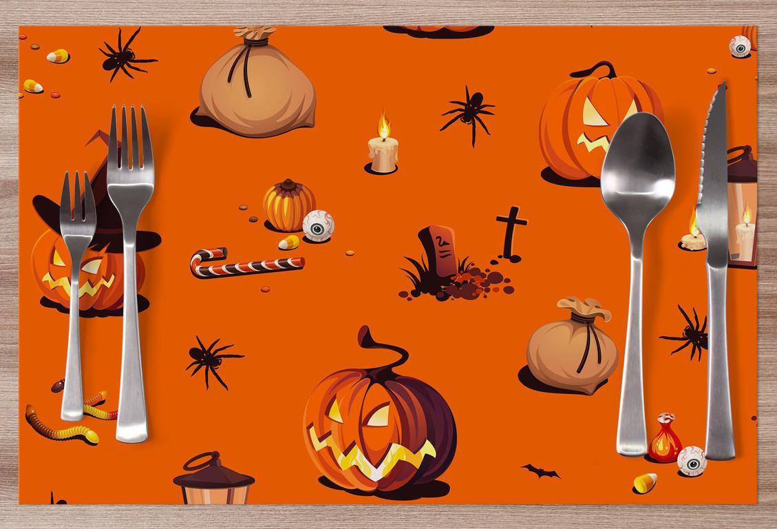 Prestieranie Halloween vzor 1