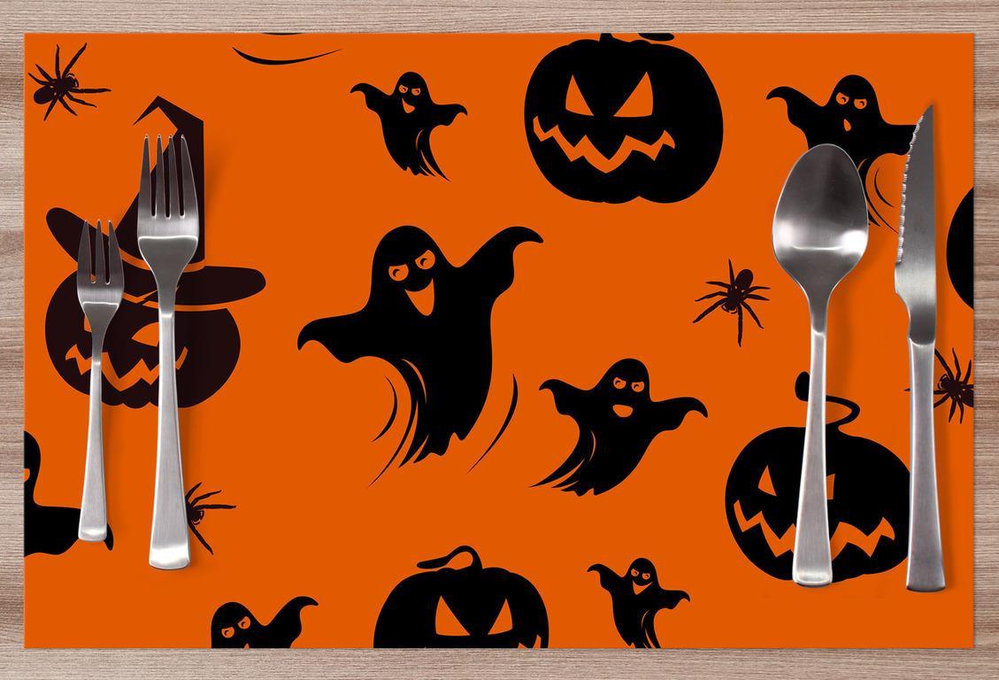 Prestieranie Halloween vzor 2